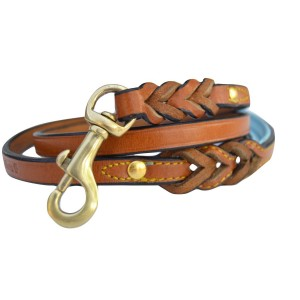Soft Touch Collars leather leash